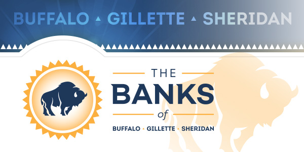 The Banks of Buffalo, Gillette & Sheridan